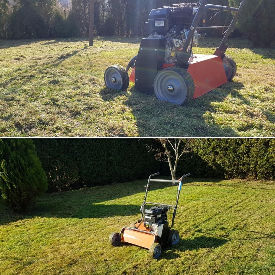 Orezivanje i fitosanitetska zaštita tuja, uređenje kamenjara i sadnja trajnica