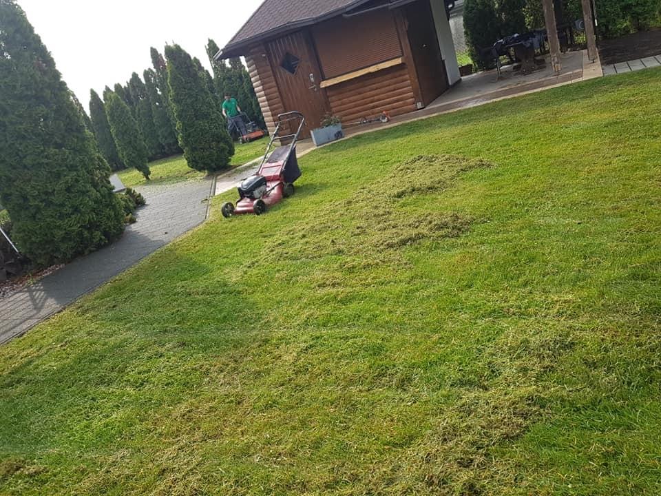 Prozračivanje travnjaka, ravnanje terena i niveliranje