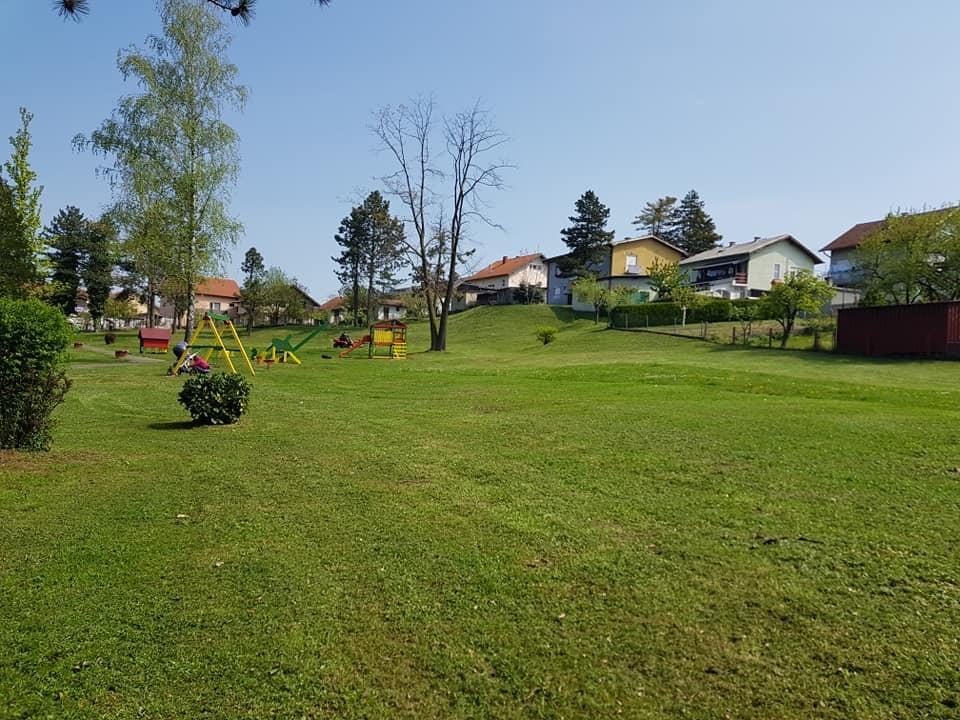 Održavanje velikih zelenih javnih površina