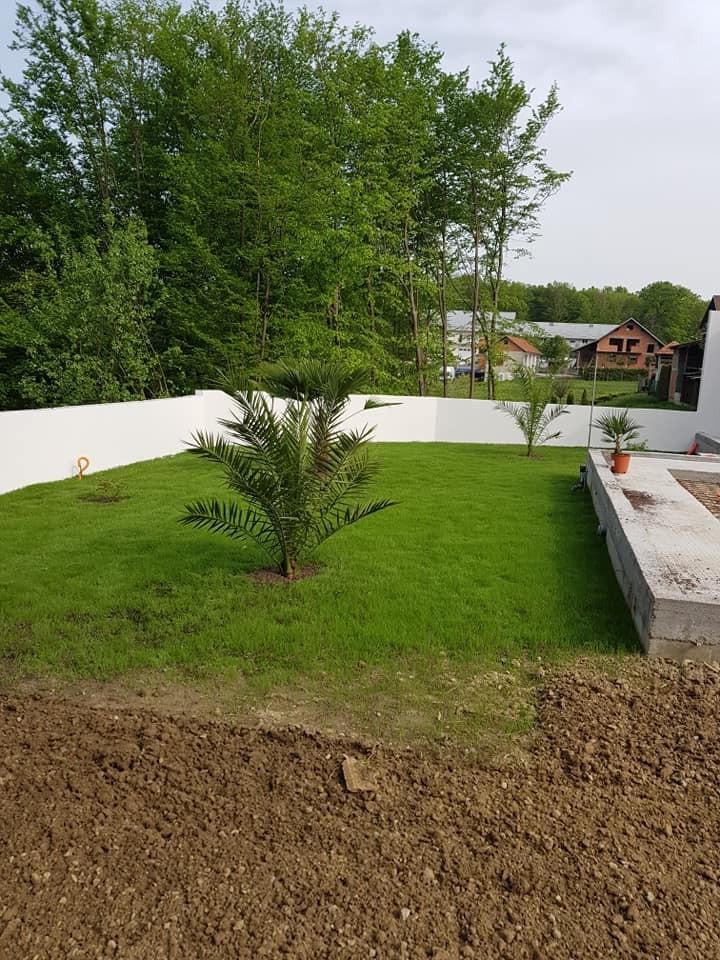 Kompletno uređenje unutarnjeg dvorišta i okoliša bazena