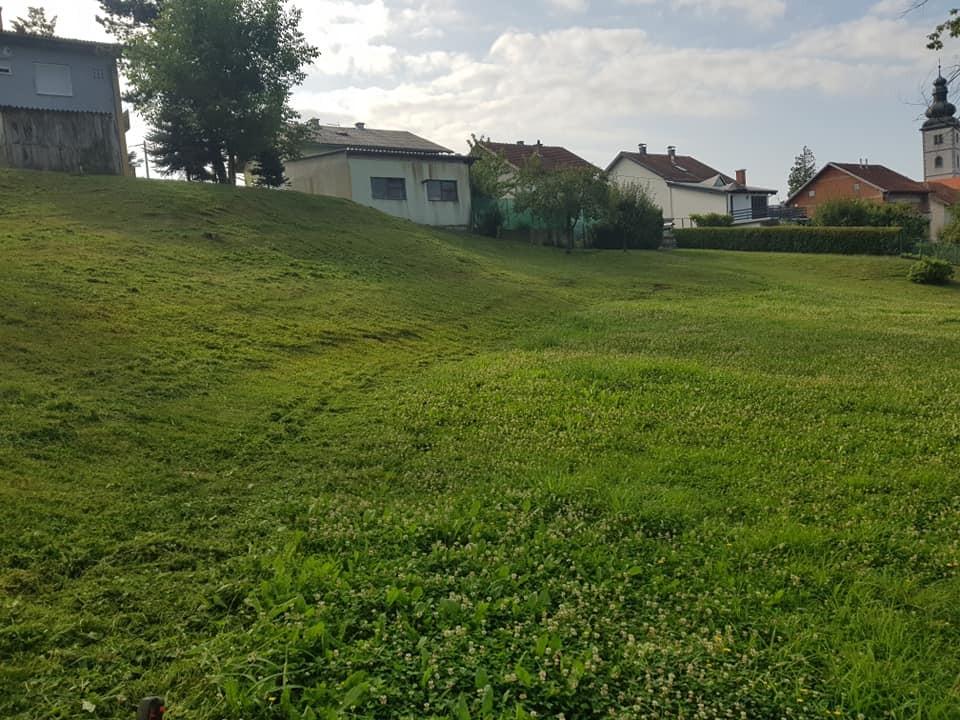 Košnja javnih zelenih površina