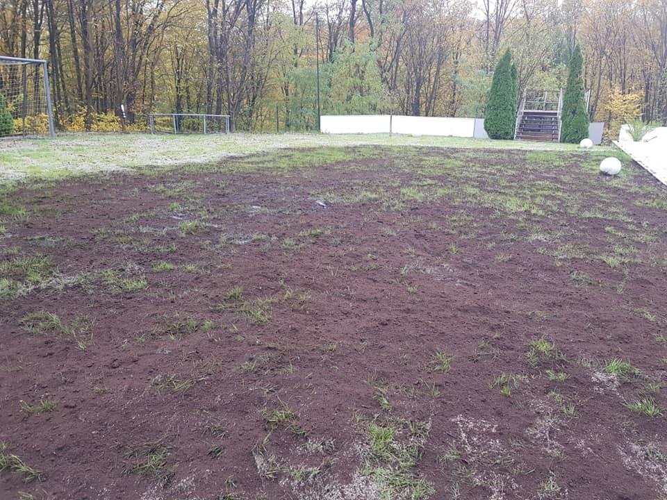 Topdressing i nadosjetva travnjaka