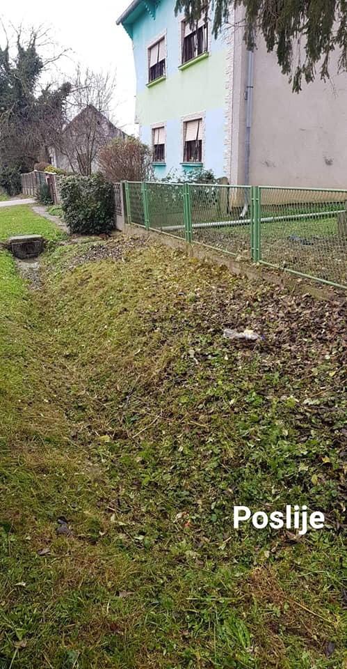 Uređenje dvorišta i čišćenje od nepoželjne vegetacije