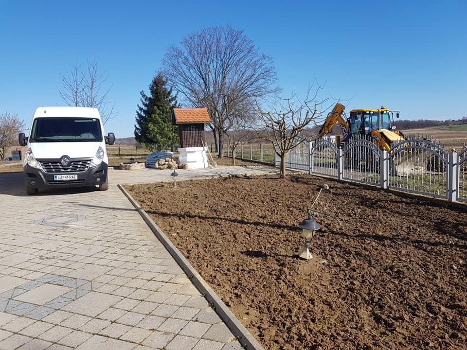 Pripreme za krajobrazno uređenje