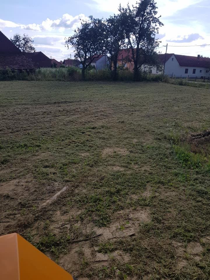 Malčiranje i košnja zapuštenih zemljišta