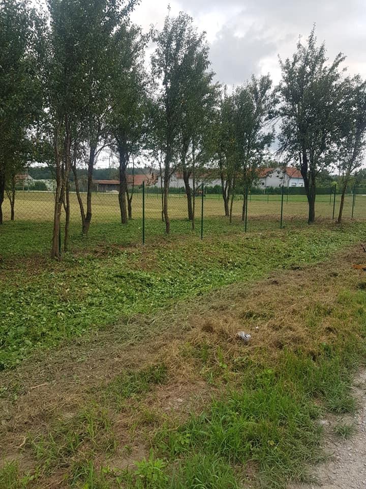 Košnja, malčiranje i održavanje parcela i voćnjaka