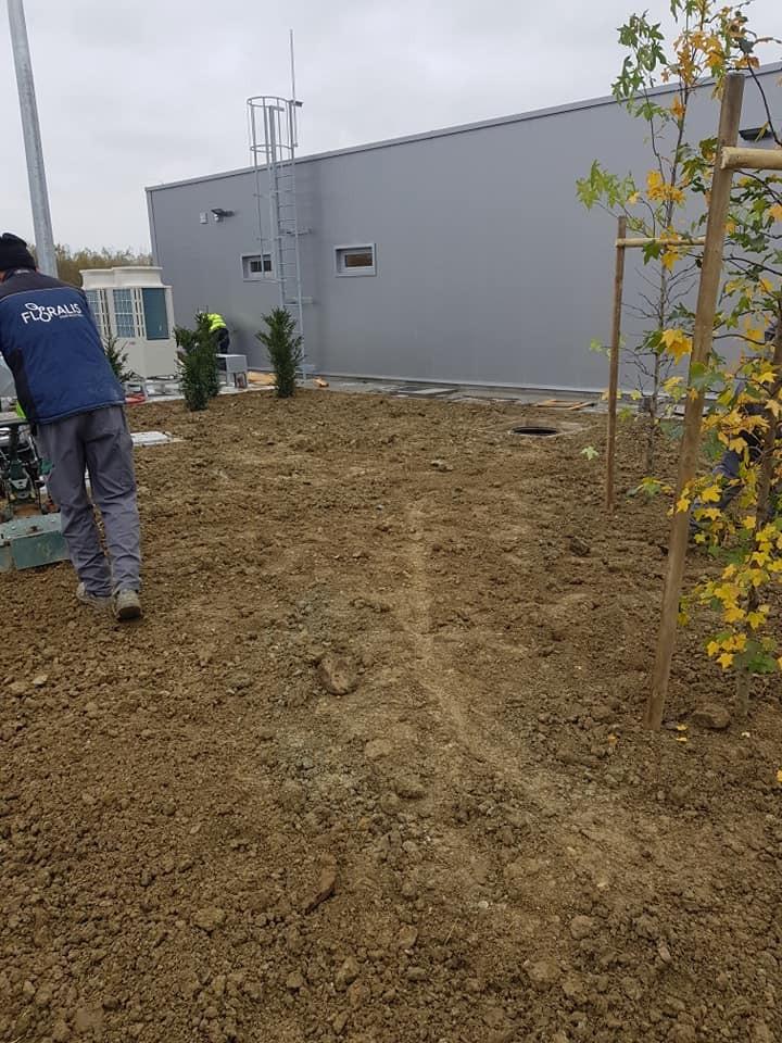 Izvođenje hortikulturnih radova
