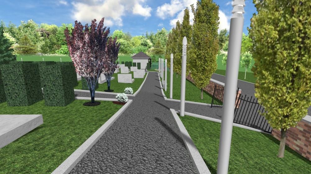 Projekt hortikulturnog planiranja javnih površina unutar Općine Sveti Petar Orehovec - groblja na području općine