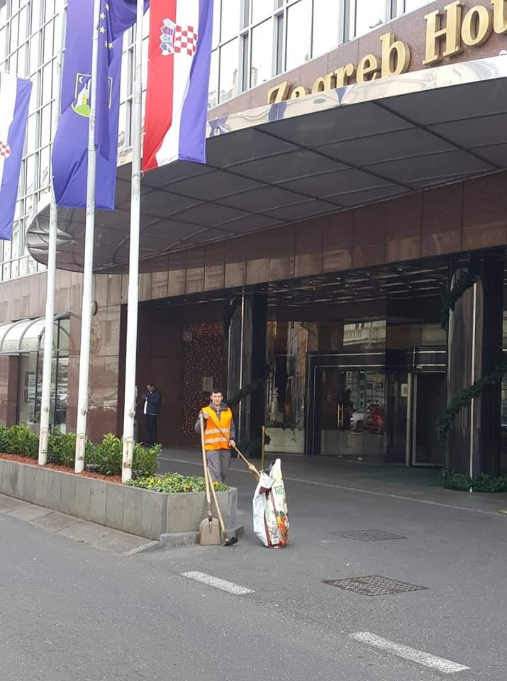 Projekt Hotel Sheraton Zagreb