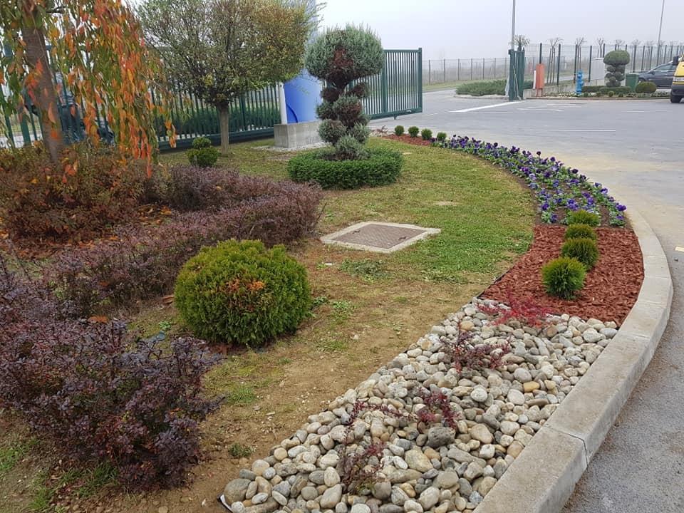 Projekt uređenja zelene površine