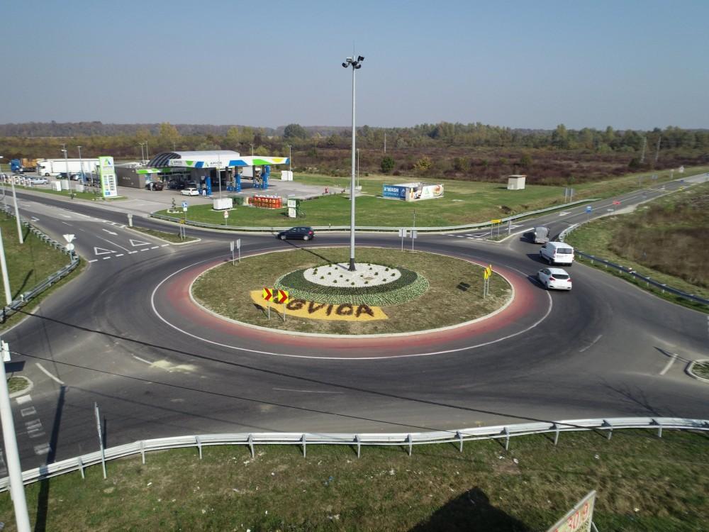 Projekt kružni tok Rugvica