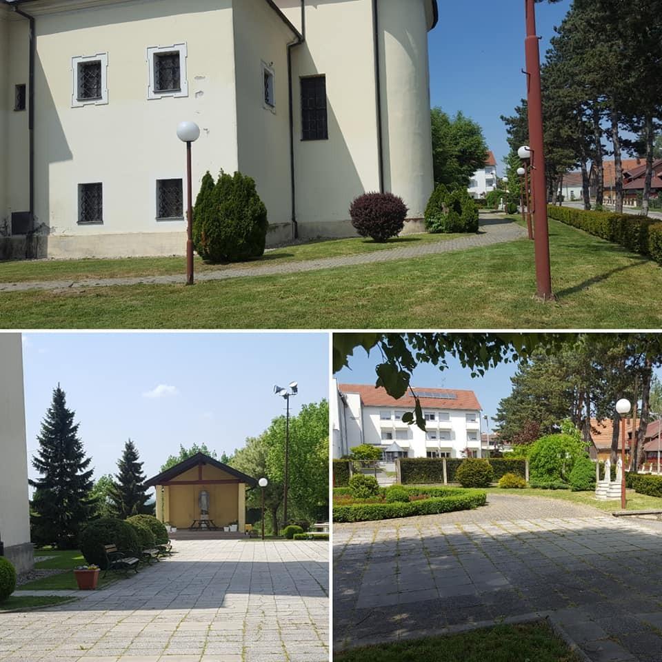 Održavanje javnih površina i sakralnih objekata